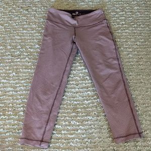 5x$25! Gingham Yoga Pants